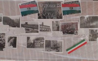 1956 október 23-ra emlékeztünk